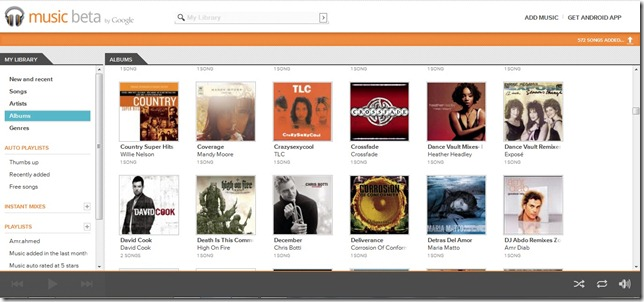 Google Music 3